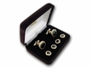 Cufflinks & Studs Set - Tuxedo Formal Cufflink Set