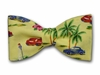 "Bow Tie ""Honolulu""- Hawaiian Men's Accessory"