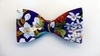 "Bow Tie ""Hinahina"" - Hawaiian Bow Tie-Hand Made in USA"