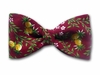 "Bow Tie ""Pineapple Gold""-Tropical Bow Tie- Hawaiian Men's Accessories"