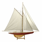 Authentic Models 1895 America's Cup Boat - Defender
