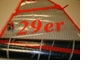 29er Main Sail By MacDiarmid Sails