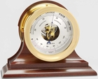 "Chelsea Ship's Bell 4.5"" Aneroid Barometer"
