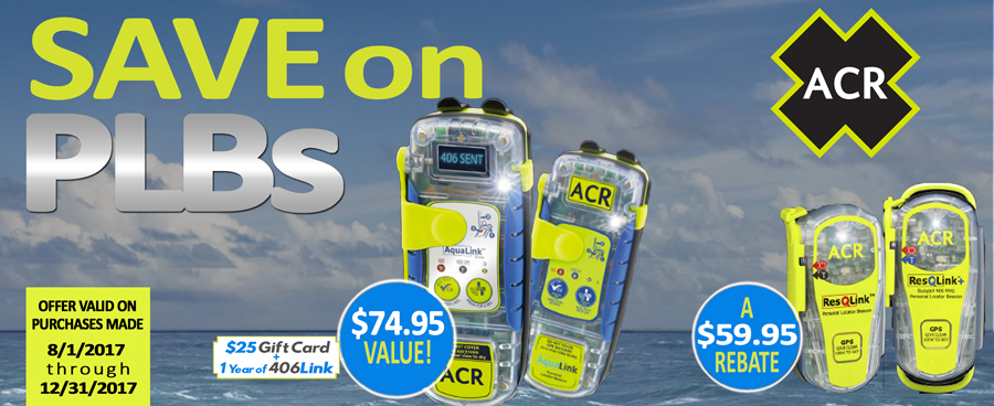 ACR EPIRB & PLB PROMOTION