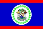Courtesy Flag Belize