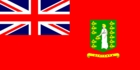 Courtesy Flag British Virgin Islands