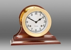 Chelsea Shipstrike Clock on Traditional Base 4.5 Inch