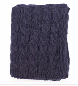 Darzzi Big Cable Throw