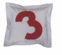 Ella Vickers Throw Pillow Cover - Small