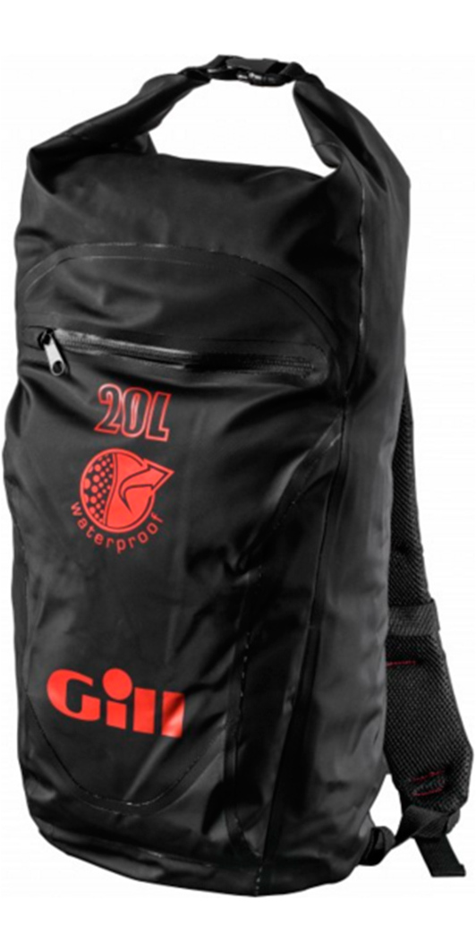 Gill 20L Waterproof Roll Top BackPack