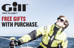 Gill Free Gift With Purchase Spring 2017