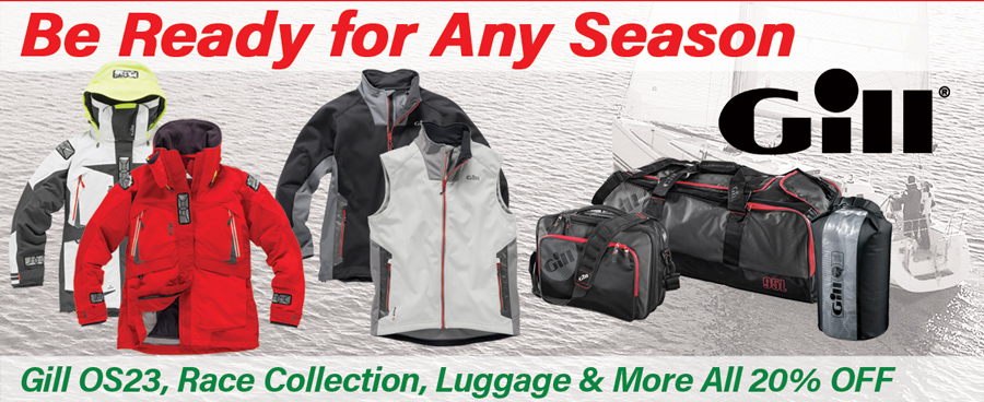 Gill Holiday Sale