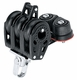Harken 29 mm Triple Block - Becket Cam Cleat
