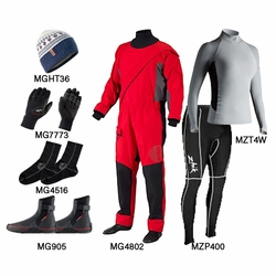 Head to Toe Drysuit Special - Womens