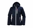 Helly Hansen Crew Hooded Jacket Womens