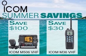 Icom Summer Savings