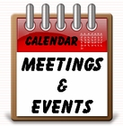 Landfall Calendar of Events