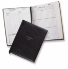 Leather Yachting Log Book