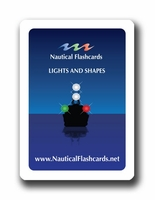 Nautical Flashcards Lights & Shapes Set