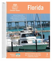 Maptech Embassy Guide Florida & the Bahamas - 7th Ed.