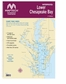 Maptech Waterproof Chartbook WPB Lower Chesapeake Bay - 1st Ed.
