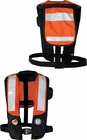 Mustang Hydrostatic Inflatable Hi-Vis w/ SOLAS Tape