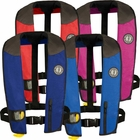 Mustang Deluxe Inflatable Life Jackets