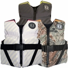 Mustang Lil' Legends 70 YOUTH:   (50-90LBS) USCG Type III PFD