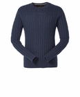 Musto Bobby Cable Crew Neck Knit