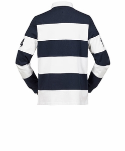 Musto River Rugby Shirt