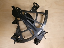 Navy Mark II World War II Sextant