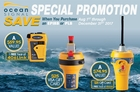 Ocean Signal Promotion