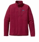 Patagonia Men's Better Sweater 1/4 Zip Clearance