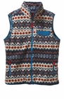 Patagonia Mens Lightweight Synchilla Snap-T Vest