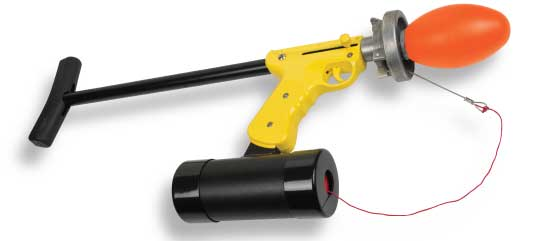 RL Series   Line Launchers - Tree Service, Swift Water ...   Cable Launcher