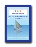 Nautical Flashcards Rules of the Road Set