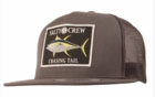Salty Crew Ahi Patched Trucker Hat