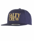 Salty Crew Stacked Embroidered Hat