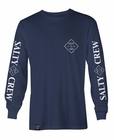 Salty Crew Tippet Fish Tech L/S