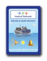Nautical Flashcards Sound & Light Set