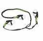 Spinlock Race 3-Clip Safety Tether