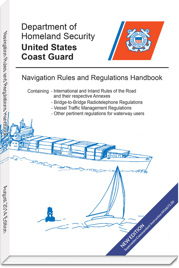 Uscg Navigation Rules International Amp Inland