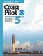 United States Coast Pilots USCP 5 - 43rd Edition 2015