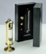 Weems & Plath Brass Stormglass