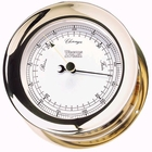 Weems & Plath  Atlantis Barometer Brass