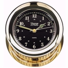 Weems & Plath  Atlantis Premiere Quartz Clock, Black