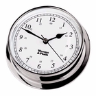 Weems & Plath  Chrome Endurance 085 Quartz Clock