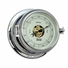 Weems & Plath  Chrome Endurance II 115 Open Dial Barometer