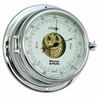 Weems & Plath  Chrome Endurance II 135 Open Dial Barometer