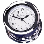 Weems & Plath  Chrome Plated Atlantis Quartz Clock